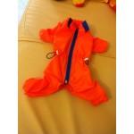 Дождевик-оранжевый