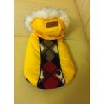 куртка-желтая с клеткой