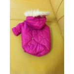 куртка-розовая